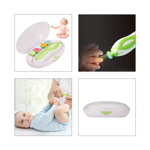 Intimate Baby Manicure Set