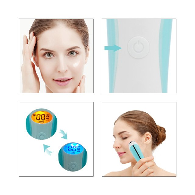 Hot & Cold Facial Beauty Device